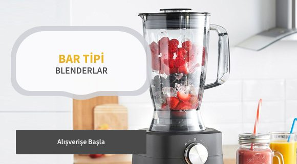 Bar Blenderleri