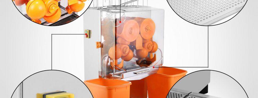 Portakal Sıkma Makinesi Yedek Parçaları